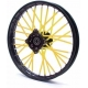 Couvre rayon Jaune - Spoke Skins