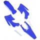 Kit plastique AGB - Bleu