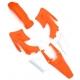 Kit plastique AGB - Orange