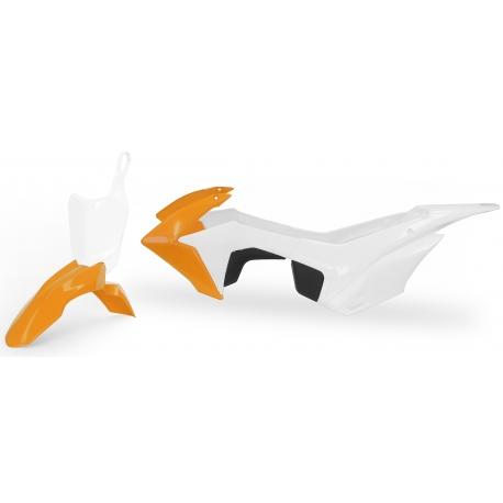 Kit plastique CRF110 - Orange
