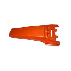 Garde boue arrière CRF50 - Orange rallongé + 5cm