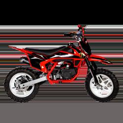 Pocket cross Cross Sport 49cc - Rouge