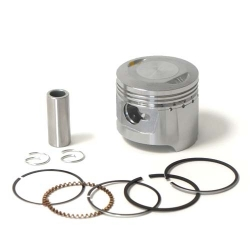 Piston / Segments 70/90cc - Dirt bike / Pit bike / Mini moto
