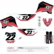 Kit deco RFZ FX TwoTwo Motorsports