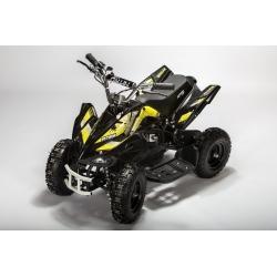 """Pocket quad Python 6"""" Eco 800W - Jaune"""