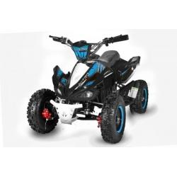 "Pocket quad Python 6"" Eco Deluxe 1000W - Bleu"