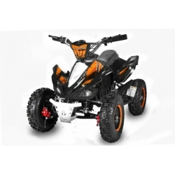 "Pocket quad Python 6"" Eco Deluxe 1000W - Orange"