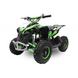 """Pocket quad Electrique XXL 6"""" 1000W - Vert"""