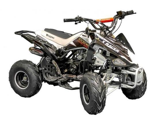 Quad X Race 125cc - Rockstar (Marche arrière)