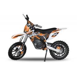 Pocket cross électrique Gazelle 500W - Orange