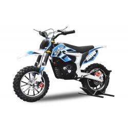 Pocket cross électrique Gepard 24V / 500W - Bleu