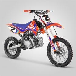 """Minicross Apollo RFZ Open Enduro 125 14""""/17"""" 2020 - Orange"""