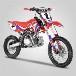 """Minicross Apollo RFZ Open Enduro 125 14""""/17"""" 2020 - Rouge"""