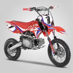 Pit bike Apollo RFZ Rookie 125cc 2020 - Rouge