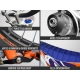 Dirt bike GunShot 125cc One - Orange 2019