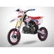 Dirt bike GunShot 125cc One - Rouge 2019
