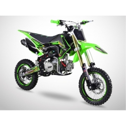 Dirt bike GunShot 140cc FX - Edition Monster - Vert 2018
