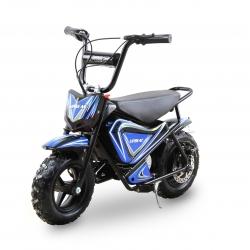 Moto enfant électrique 250W - Bleu
