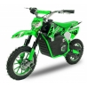Mini Moto électrique 1000W  JACKAL - VERTE